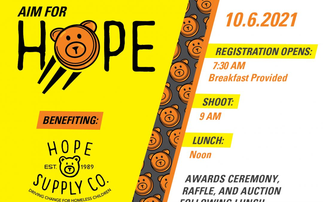 Aim For Hope Charity Event